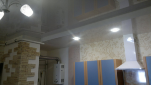Установка натяжных потолков в Ярославле