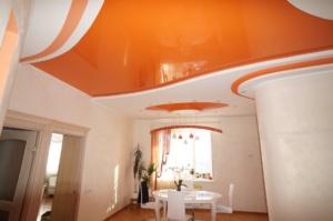 Заказать натяжной потолок в Ярославле